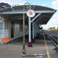 Big Lamp Post