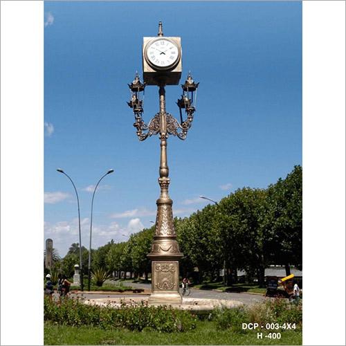 Big Metal Lamp Post