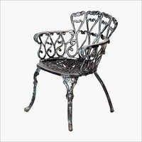 Garden Iron Chair