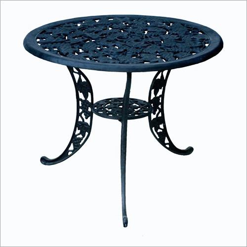 Garden Round Shape Table