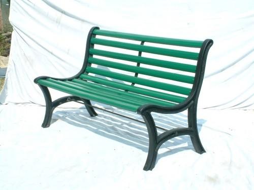 Royal Design Cast Iron Garden Bench