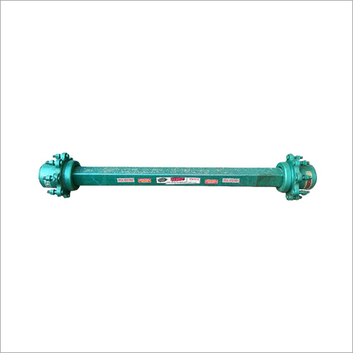 90 MM Square Bar Axle