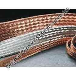 Flat Copper Braided Wire