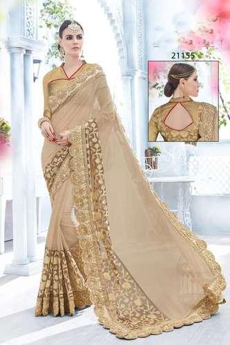 Satin Silk Saree