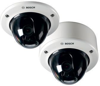 BOSCH NIN-6000 StarLight Dome Camera