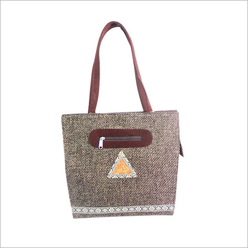 Jute Ladies Fancy Bags