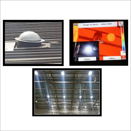 Daylight Heat Transfer System