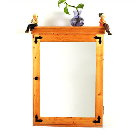 Wooden Decorative Wall Shelf