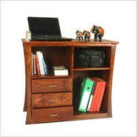 Wooden TV Cabinet with Storage Chest of Drawer