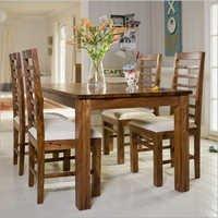Sheesham Wood 4 Seater Dining set