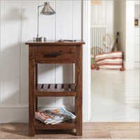 Sheesham Wood Sidetable