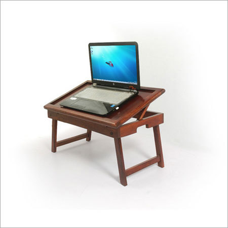 Wooden Bed Laptop Table