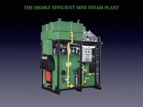 Mini Steam Plant
