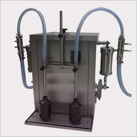 Automatic Semi Volumetric Filling Machine