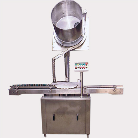 Automatic Measuring - Dosing Cup Placement & Pressing Machine