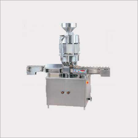 Automatic Multihead Vial Cap Sealing Machine