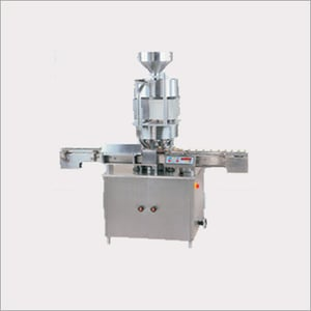Automatic Multihead Vial Cap Sealing Machine