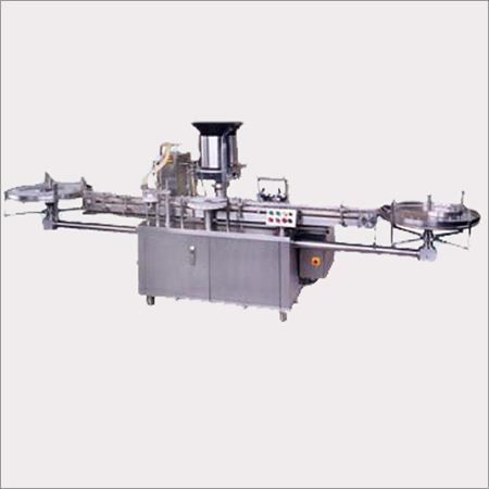 Automatic Vial Filling Stopping Machine