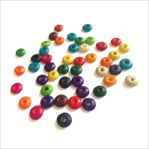 Fancy Wooden Beads