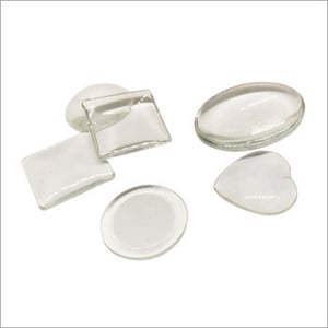 Jewellery Glass Cabochons Domes