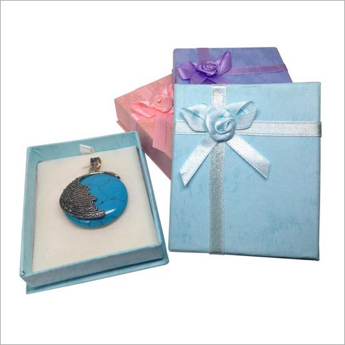 Pendant Packaging Cardboard Gift Box