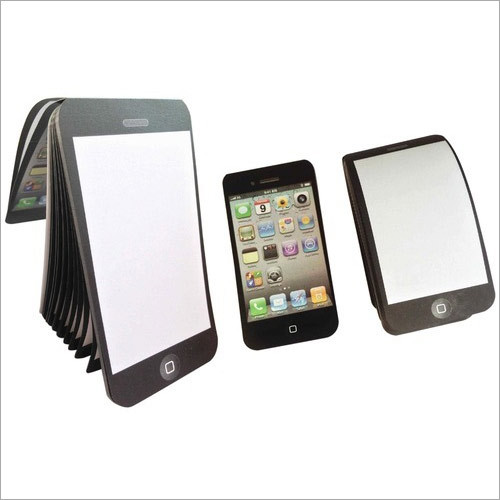 Phone Shape Memo Pad