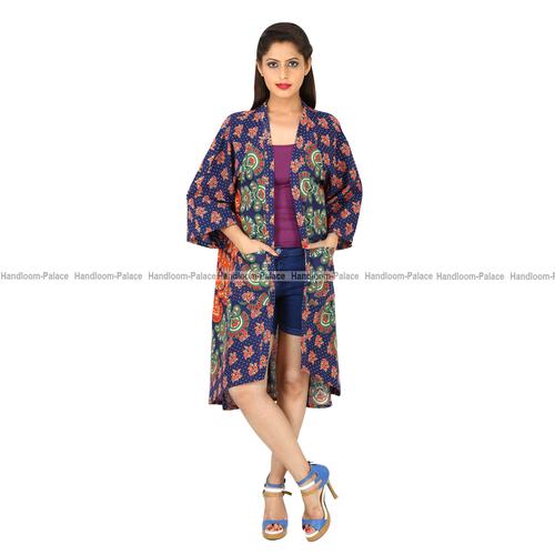 Bohemian Mandala Kimono