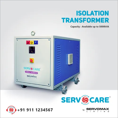 5000 Kva Isolation Transformer