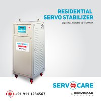 Air cooled voltage stabilizer