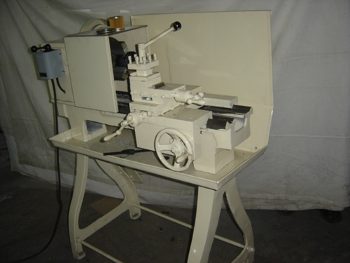 FILTER BOWL CUTTING MACHINE