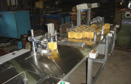 Filter Element Manufacturing Machine