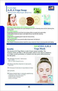 Biocera Vege Soap & Mask