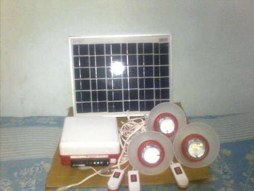 Solar Home Light LED based