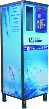 BIOBLUE WATER VENDING MACHINE