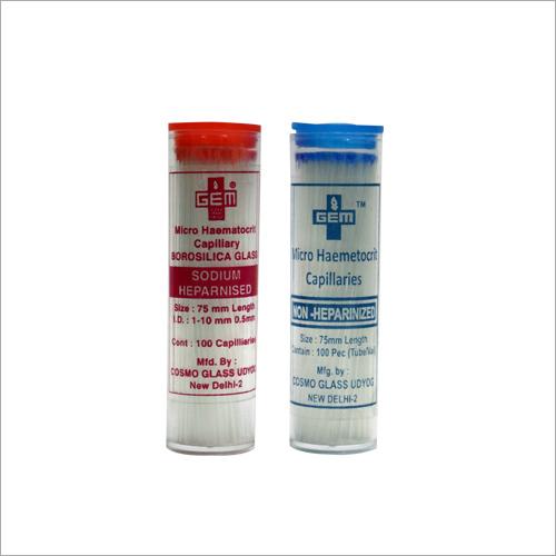 Micro Haematocrit Capillaries
