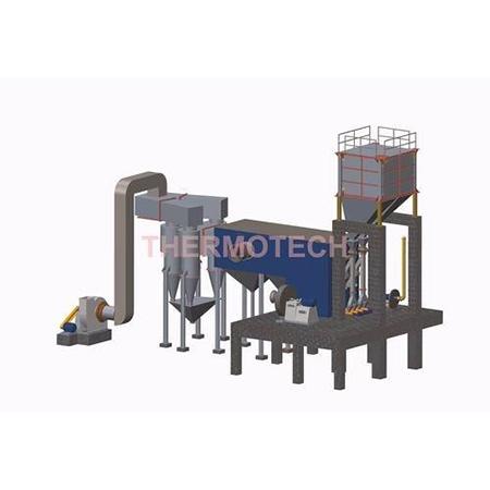 Direct Hot Air Generator