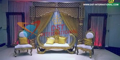 Asian Wedding King Furniture