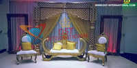 Asian Wedding King Furniture