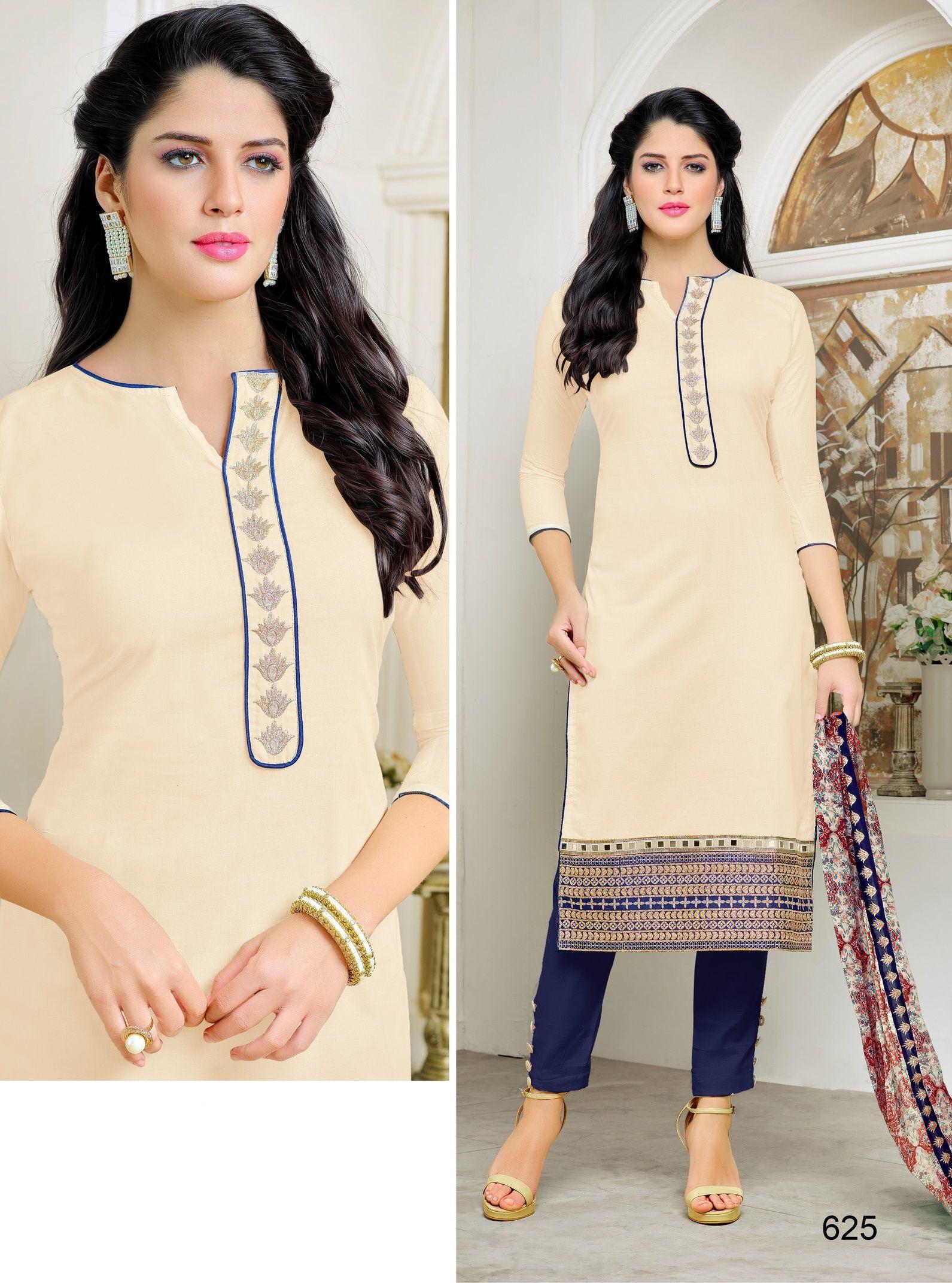 Summer Cotton Salwar Kameez