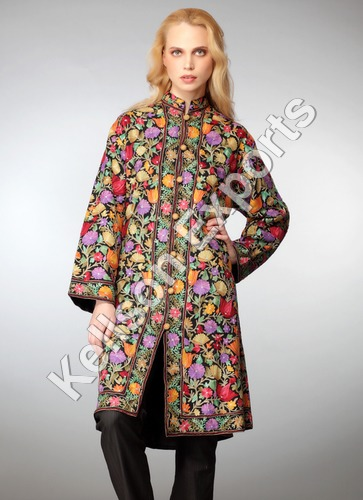 Wool Long Jacket