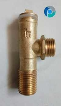 Brass Forging Bathroom Fittings Angle Valve