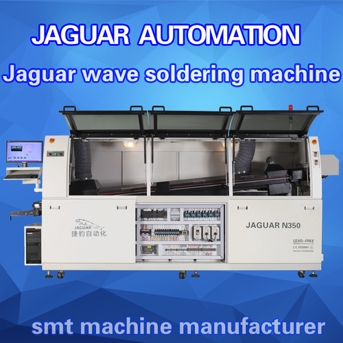 2007 the newest Top lead-free dual wave soldering machine