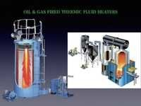 Oil & Gas Fired Thermic Fluid Heaters