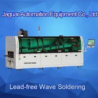 N450 lead-free dual wave soldering machine