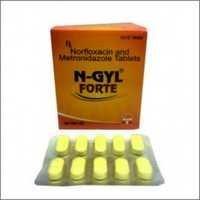 Norfloxacin & Metronidazole Tablets