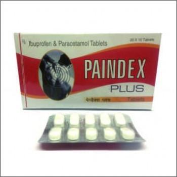 Ibuprofin & Paracetamol Tablets