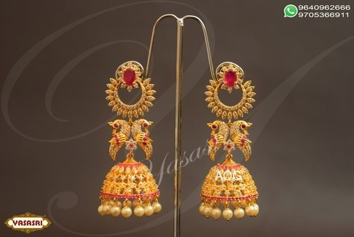 Cz Ladies Earring