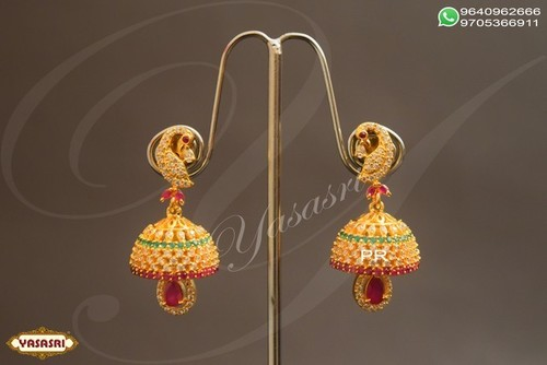 New Model Trendy Earrings