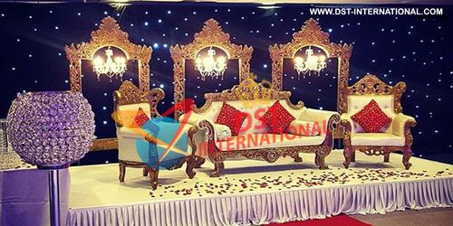 Wedding Golden Furniture