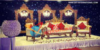 Wedding Golden Furniture